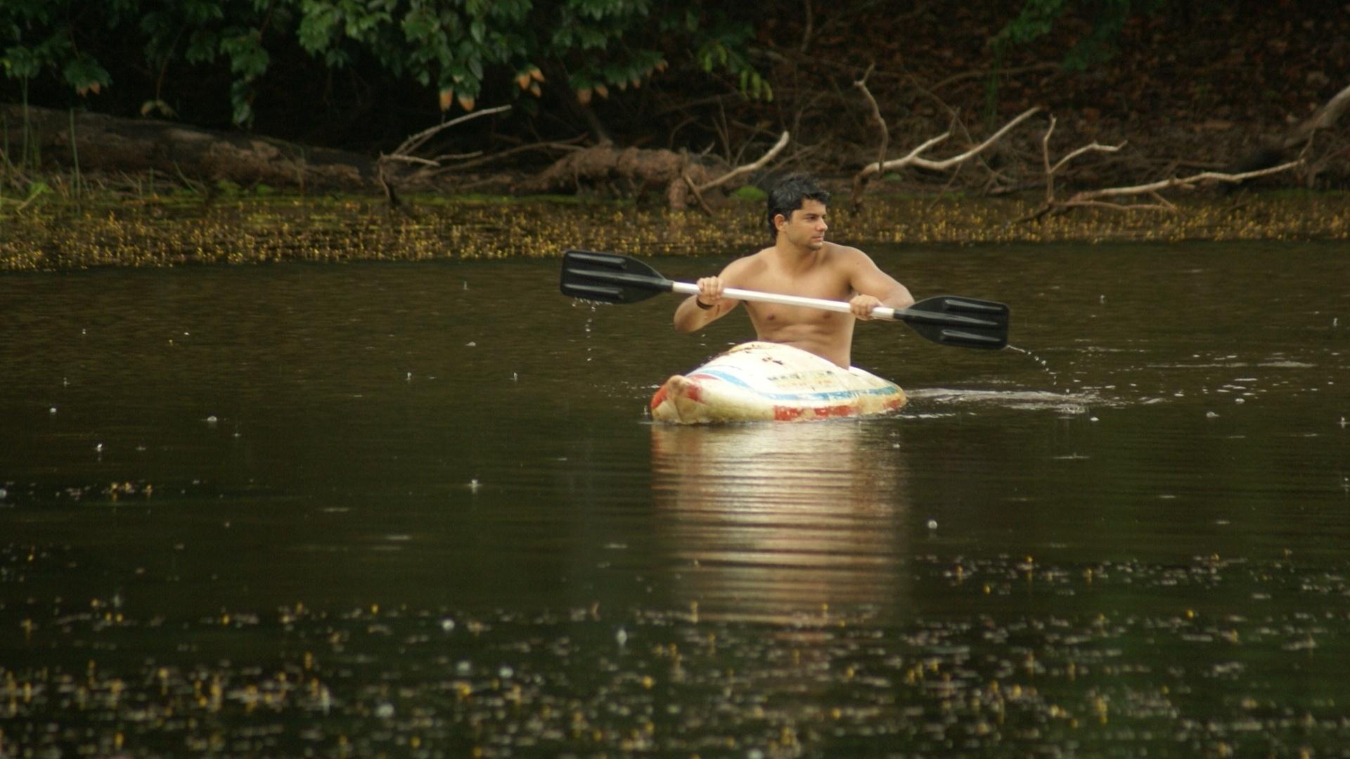 Você Manda: Flávio Soares, Itapuama (PE), iniciante na canoagem