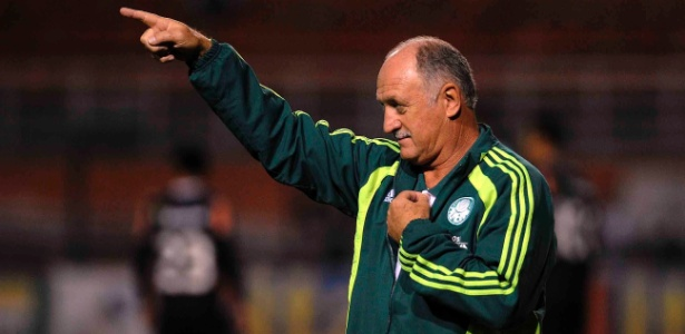 O t&#233;cnico Luiz Felipe Scolari fez uma lista com seis nomes para refor&#231;ar o elenco