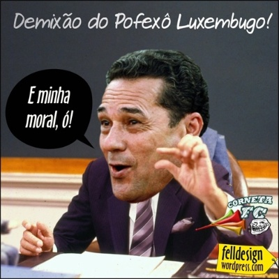Corneta FC: Demixo do Profex Luxemburgo