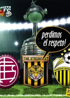 Corneta FC: Rivais de brasileiros na Libertadores perderam o respeito