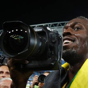Usain Bolt  concorre ao pr&#234;mio de melhor atleta do ano