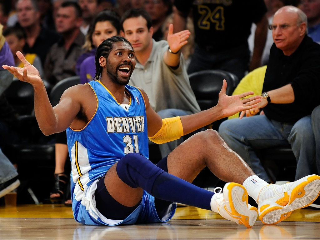 Nenê, pivô do Denver Nuggets