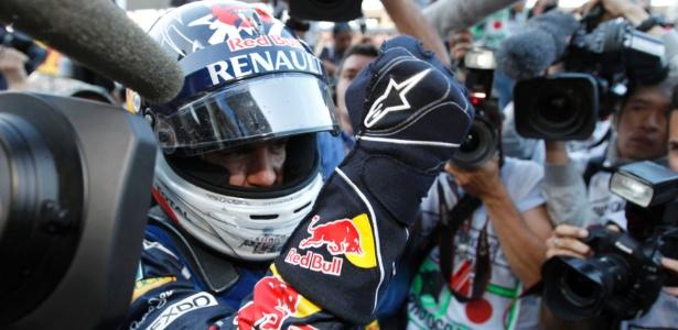 Sem vitória, Sebastian Vettel conquista o bicampeonato da Fórmula 1 em Suzuka