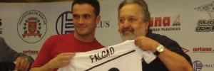 Futsal: Santos cogita encerrar o futsal, desmonta time campeão da Liga e deixa Falcão preocupado