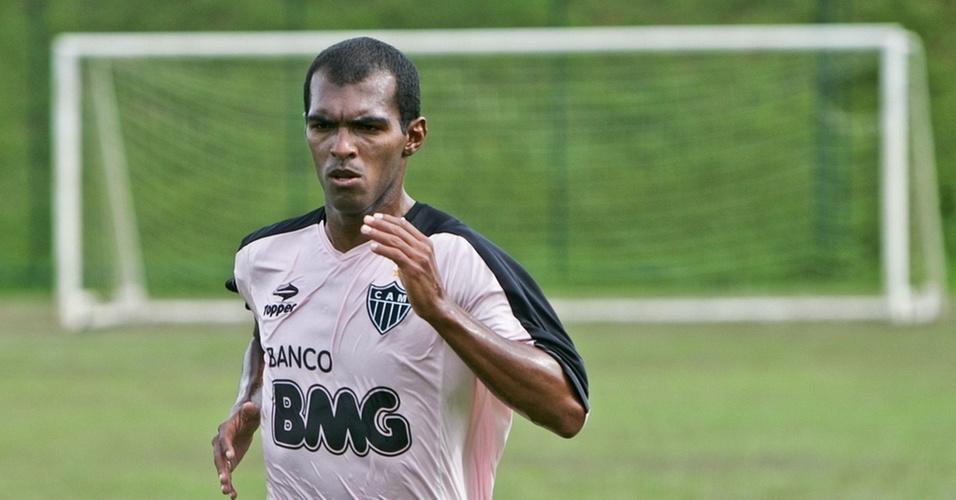 Richarlyson é o jogador mais versátil do novo elenco do Atlético-MG