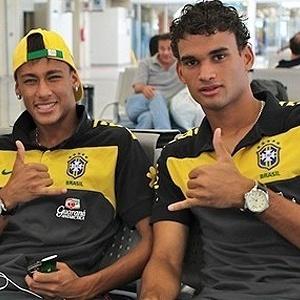 Reforço do São Paulo, Willian José ao lado de Neymar