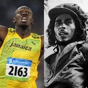 Selo Bolt - Bob Marley