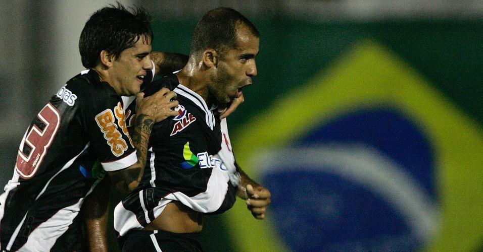 Felipe marca pelo Vasco na taça Rio