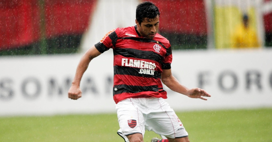 Maldonado, volante do Flamengo