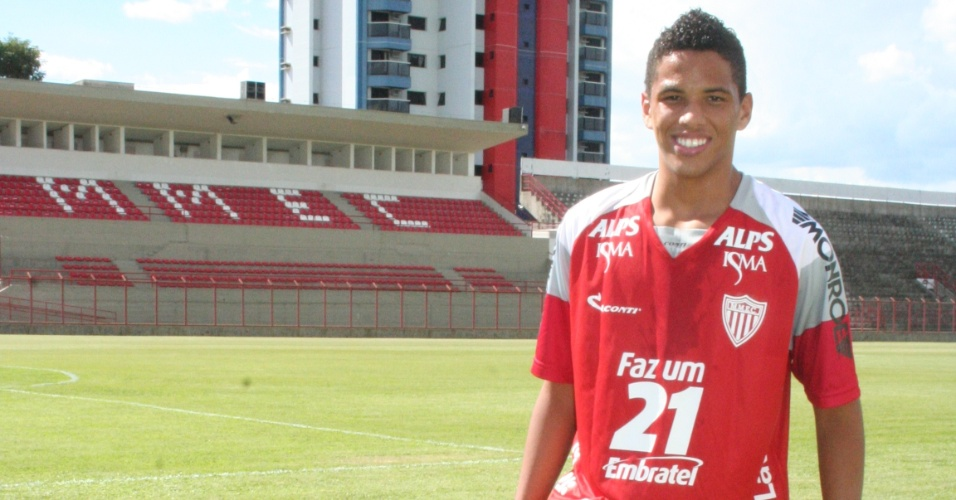 Juninho, filho do jogador Rivaldo