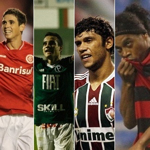 Ronaldinho, Oscar, Ciro e Maikon Leite disputam a eleio de Melhor da 7 rodada
