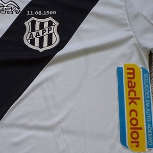Ponte Preta acertou com um novo patrocinador para a temporada