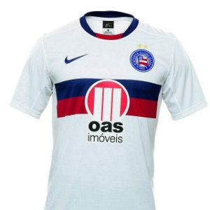Novo uniforme do Bahia para a temporada 2012