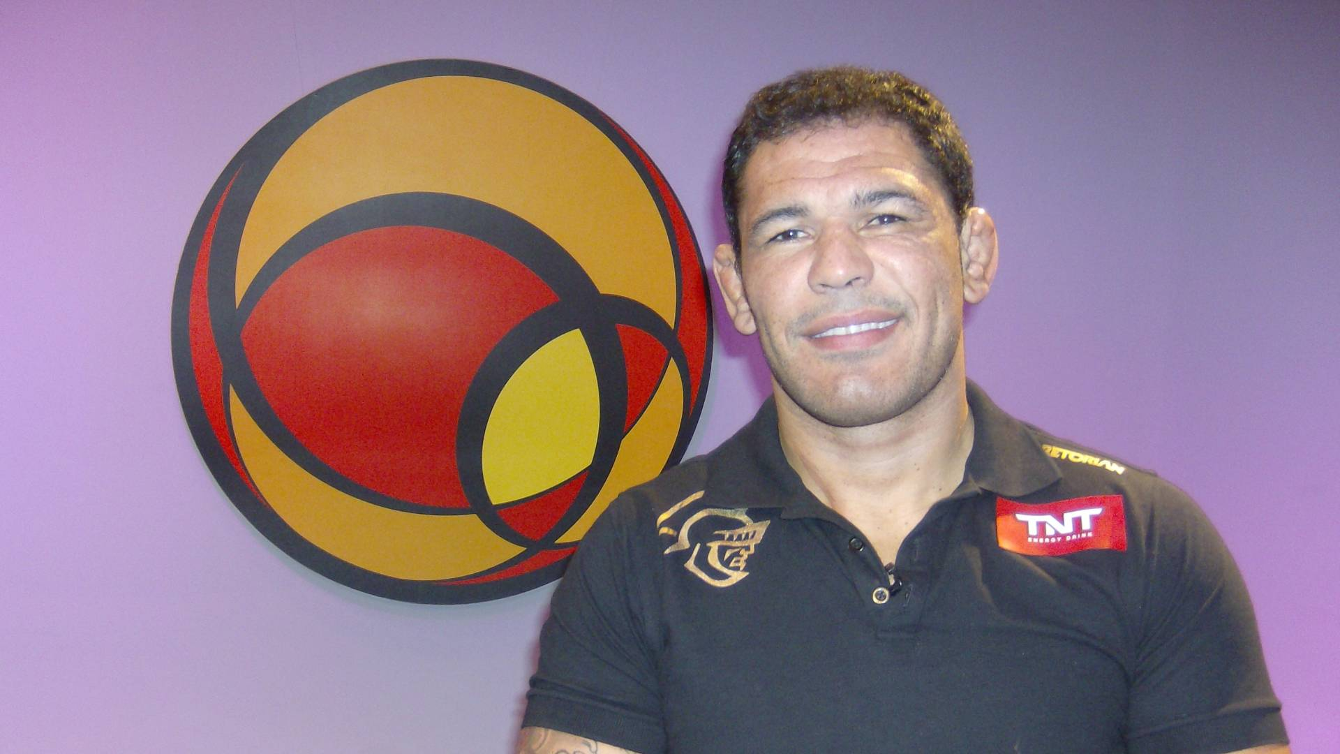 Rodrigo Minotauro foi o convidado do UOL Esporte Entrevista