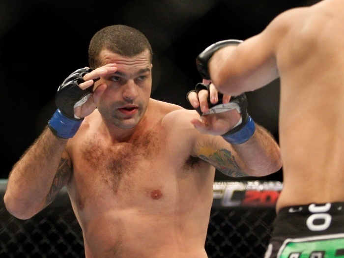 Maurcio Shogun luta em evento do UFC