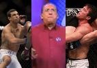 Relembre os principais fatos do ano no UFC - Arte UOL