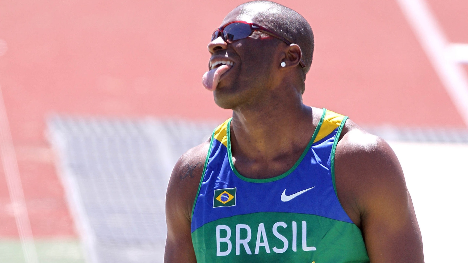 Brasileiro Jefferson Sabino participa das eliminatrias do salto em distncia em Guadalajara