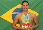Thiago Pereira admite que trocaria suas 18 medalhas de Pan por um ouro na Olimpada