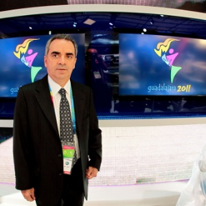 Honorilton Gonçalves, ex-diretor da TV Record