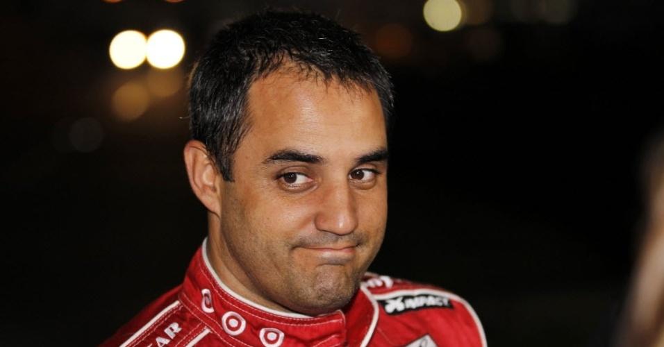 Após o acidente nas 500 Milhas de Daytona, Montoya afirmou que ja bateu em muitas coisas, mas parecia incoformado por ter atingido um caminhão de secagem no momento em que a prova se encontrava paralisada