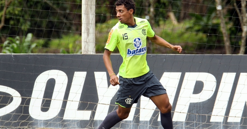 Kleberson, volante do Flamengo