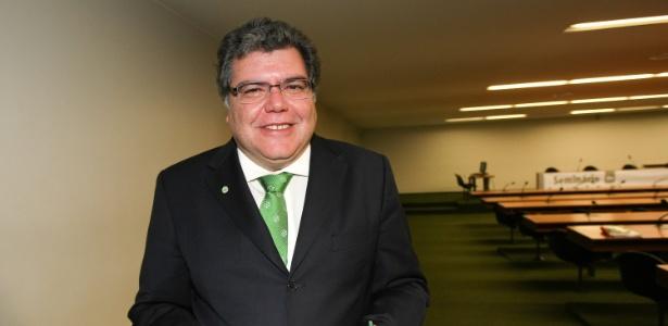 A bancada do PV da Câmara é composta por sete deputados, entre eles Sarney Filho (MA)