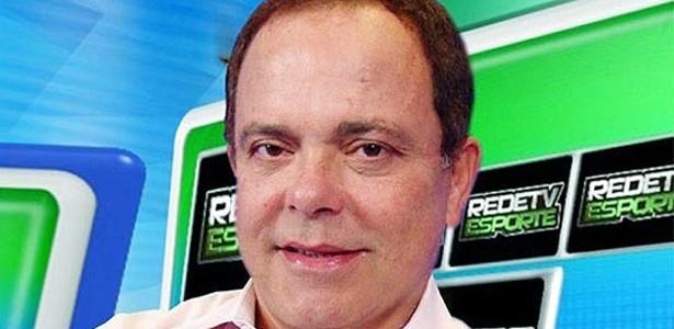 26.mai.2016 - Fernando Vannucci na época em que era apresentador da RedeTV! - Divulgação