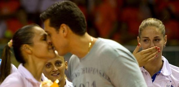 Sidão e Dani Lins compartilham relacionamento e profissão: os dois são jogadores de vôlei