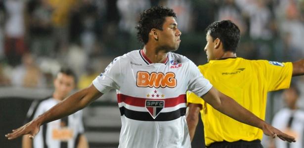 Casemiro voltará a ser titular do São Paulo nesta quinta-feira contra o Guarani - Juliana Flister/VIPCOMM