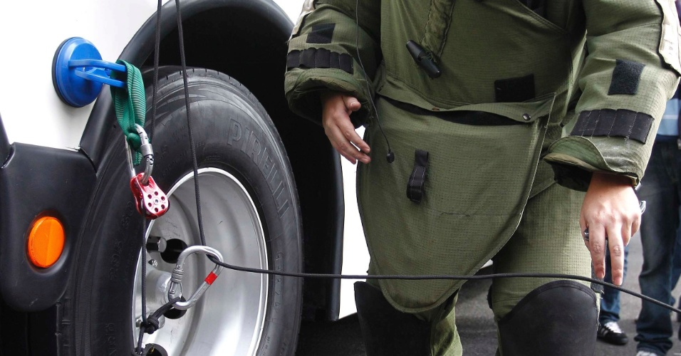 A ação foi coordenada pelo Batalhão de Operações Especiais (Bope) e demais Unidades da Polícia Militar do Paraná