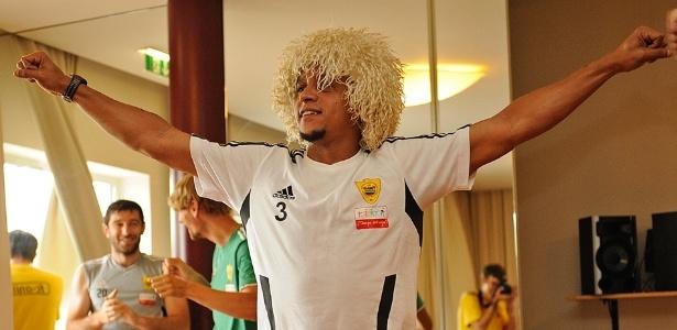 Roberto Carlos se transferiu para o Anzhi em 2011 e já se sente em casa na equipe russa