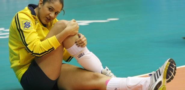 Mesmo sem jogar há quase um ano, Natália teve o respaldo de Zé Roberto e foi inscrita na Olimpíada