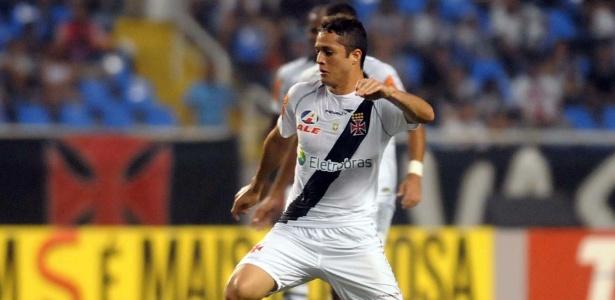 Anderson Martins foi campeão da Copa do Brasil de 2011 pelo Vasco