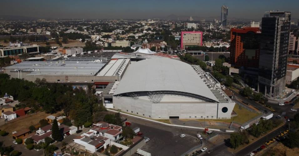 Arena Expo Guadalajara