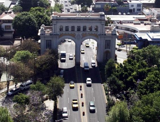 Circuito de rua de Guadalajara, para ciclismo e atletismo no Pan