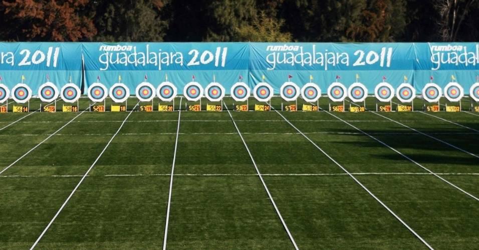 Estádio Pan-Americano de tiro com arco
