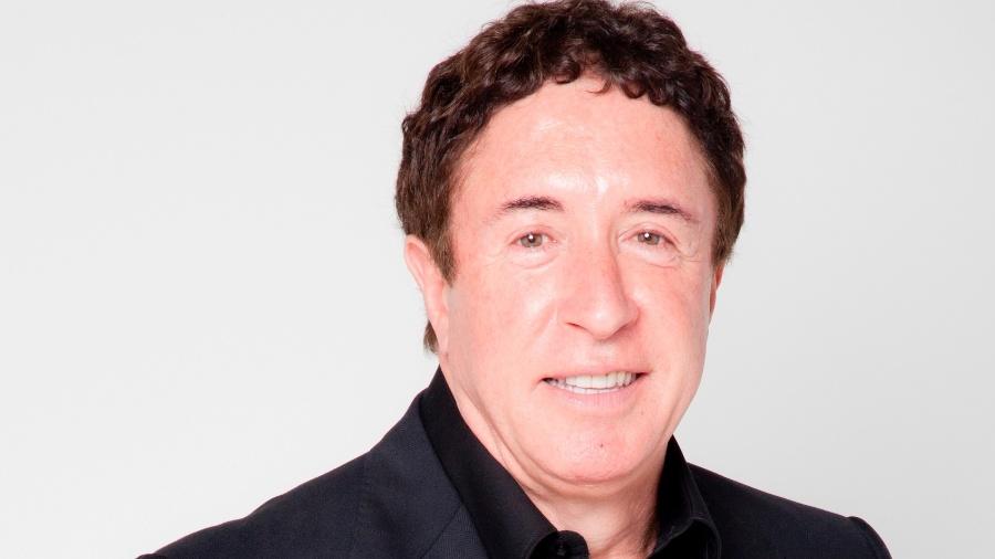 Walter Zagari, vice-presidente comercial da Record - Edu Moraes/Divulgação