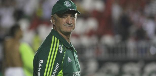 Palmeiras Usa Armas De Seducao E Promessas Para Segurar Felipao Em 2012 Futebol Uol Esporte
