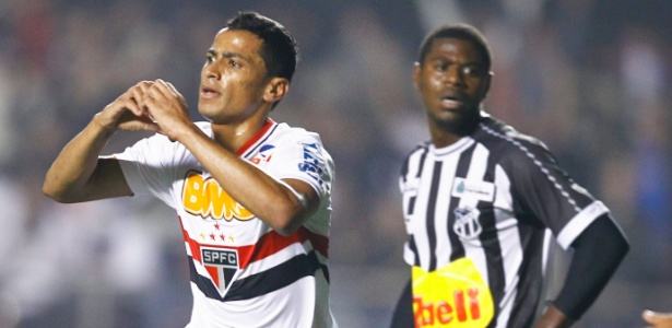 Cícero foi uma das surpresas da convocação do técnico Mano Menezes nesta segunda - Rubens Cavallari/Folhapress