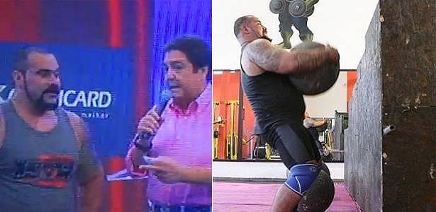 Atleta Marcos Mohai vence prova do