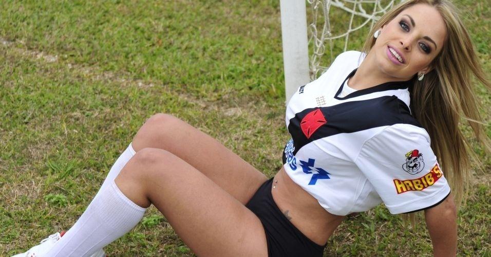 Jessica Lopes, gata do Brasileirão