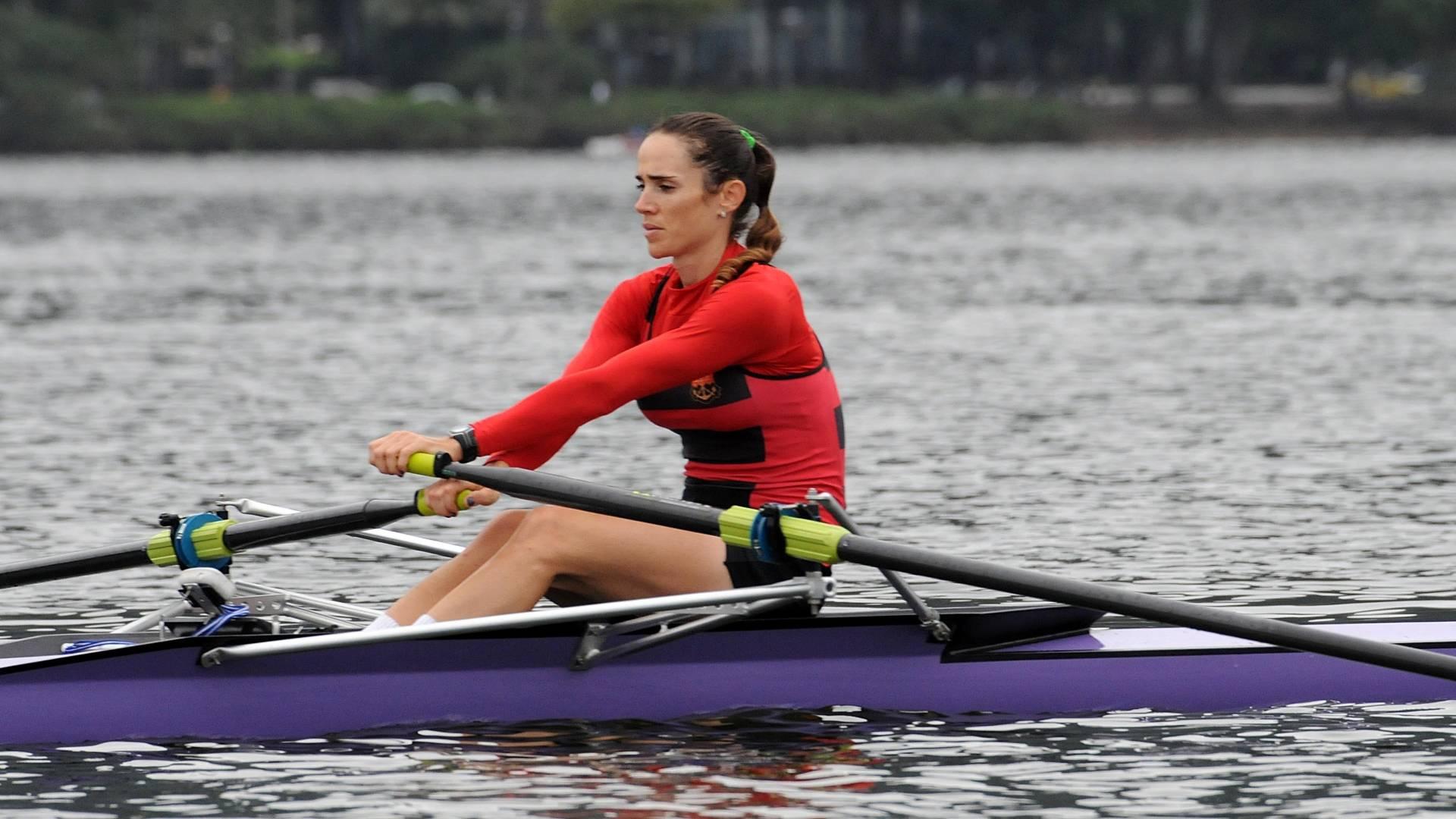 Fabiana Beltrame está na final do Campeonato Mundial na Eslovênia (01/09/2011)