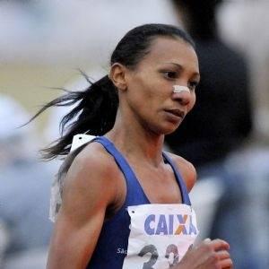 Cruz Nonata, atleta brasileira