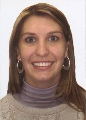 Mariana Pontalti, atleta de squash
