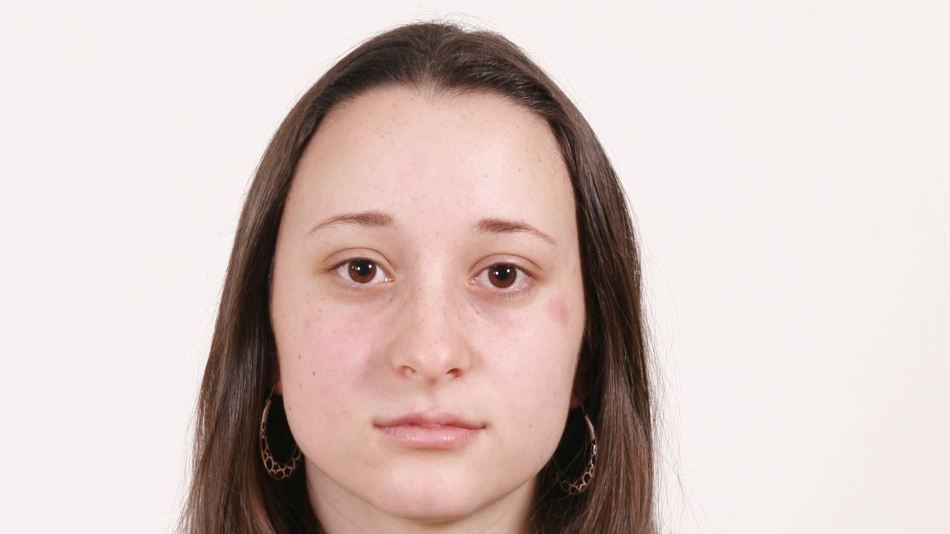 Marina Costa, atleta de squash