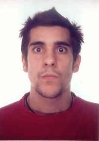 Rafael Alarcon, atleta de squash