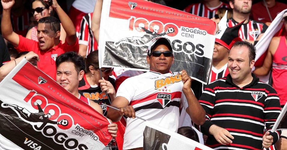 Torcedores no Morumbi - São Paulo x Atlético-MG - Brasileirão-2011 (07/09/2011)