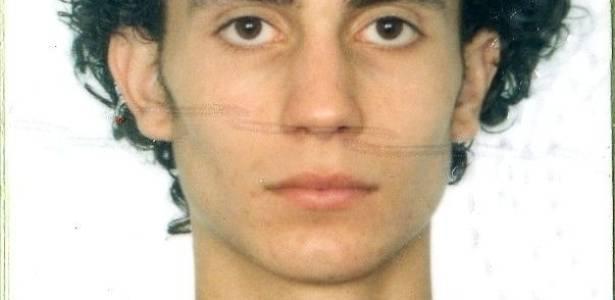 Vinícius Rodrigues, atleta de squash