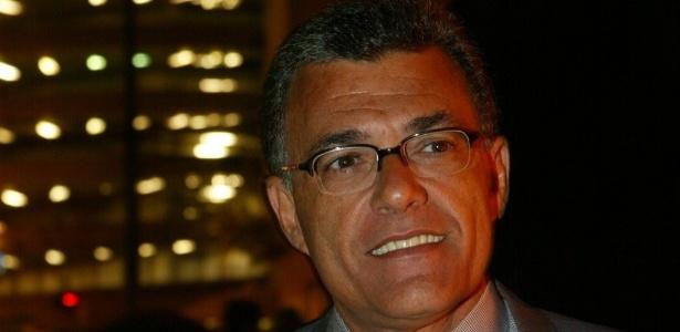 Fernando Sarney, filho de José Sarney: suspeito de evasão de divisas, formação de quadrilha e fraude em licitação - João Sal/ Folha Imagem