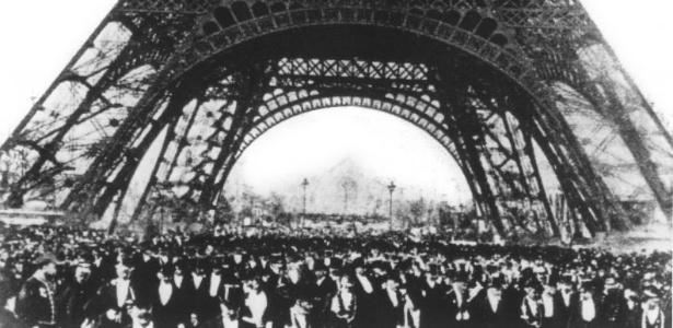 Os Jogos Olímpicos de Paris, os segundos da Era Moderna, ocorreram 11 anos após a inauguração da Torre Eiffel